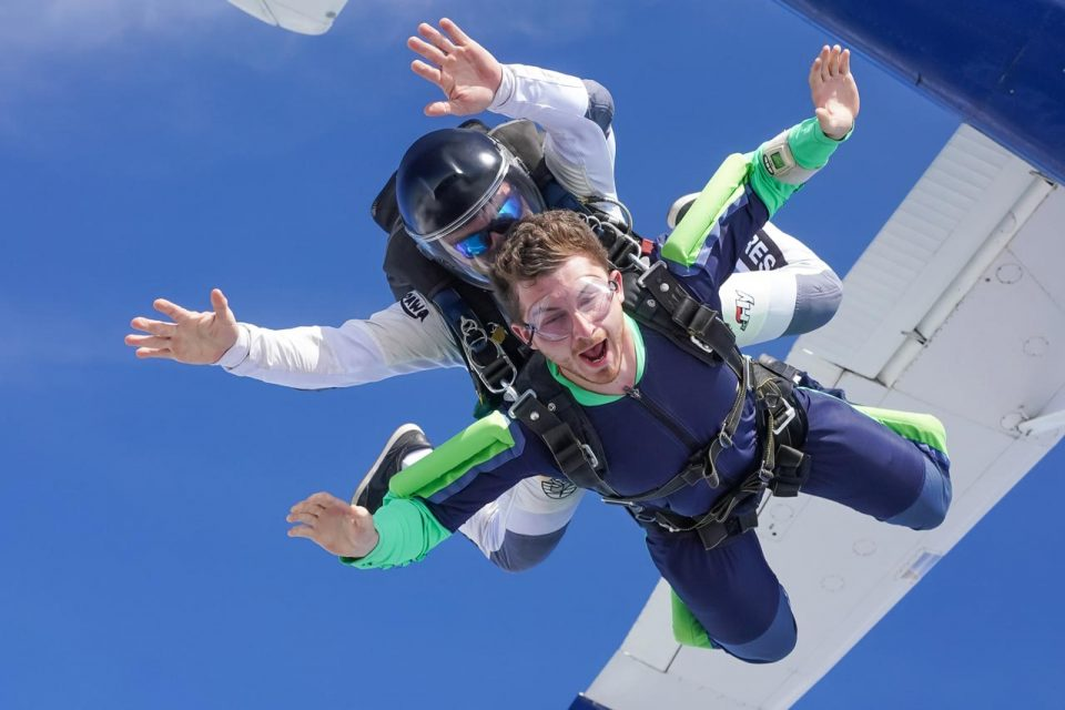 Songs For Skydiving: The Ultimate Skydiving Playlist